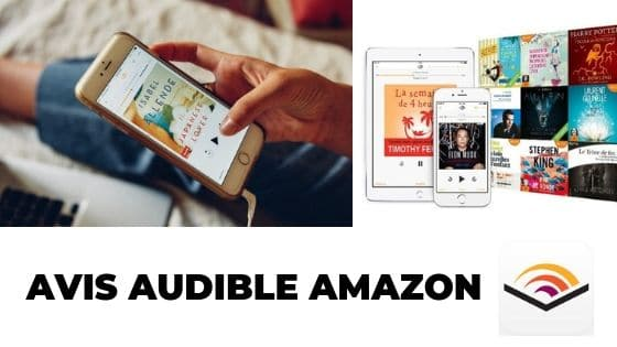 Audible Notice, I have tested Audio books from Amazon