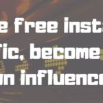 Jarvee free instagram traffic, become your own influencer